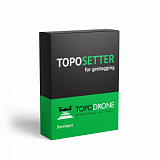 TOPOSETTER 2.0, Perpetual License, 1-Year Support