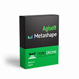 Agisoft Metashape Professional Edition Node-locked license, Perpetual License, 1-Year Support