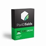 Pix4Dfields, 1-Year License