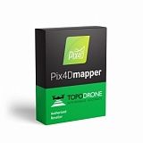 Pix4Dmapper, Perpetual License, 1-Year Support